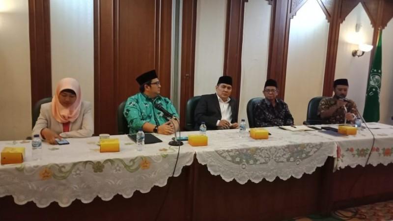 LK PBNU Bincang Tantangan Penyebaran Virus Corona di Indonesia