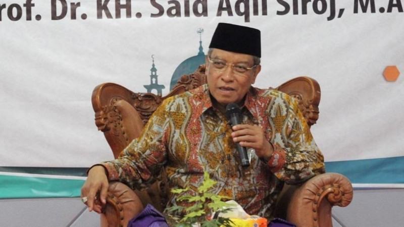 Kiai Said: Muktamar NU di Lampung Harus Sukses
