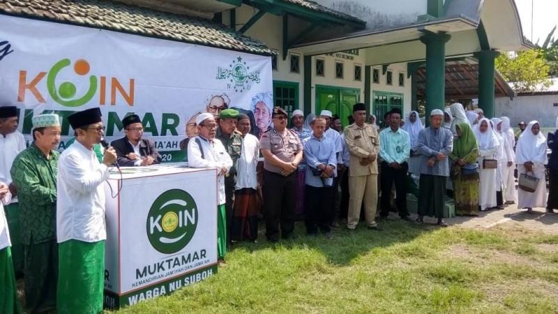 PCNU Situbondo Targetkan Rp500 Juta untuk Koin Muktamar