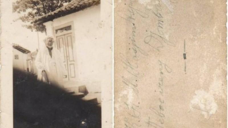 Foto KH Hasyim Asy'ari. (Sumber: dokumen peninggalan santri Mbah Hasyim Asy'ari, KH Amir Ilyas yang berhasil diungkap cucunya Muhammad Al-Mubassyir pada 2017)