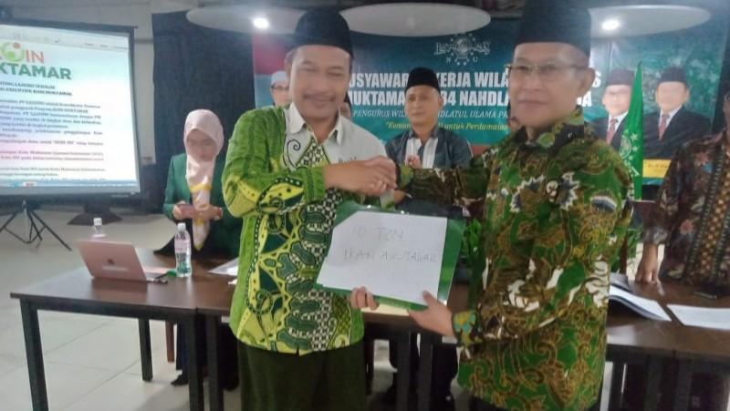 Sukseskan Muktamar NU, Nahdliyin Lampung Sumbang Sapi hingga Kopi