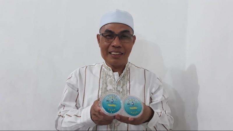 Air Mineral SanNU, Produksi Santri dari Sumur Warisan Kiai