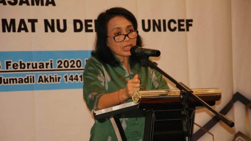 Menteri PPPA Buka Bahtsul Masail Pencegahan Pernikahan Usia Anak