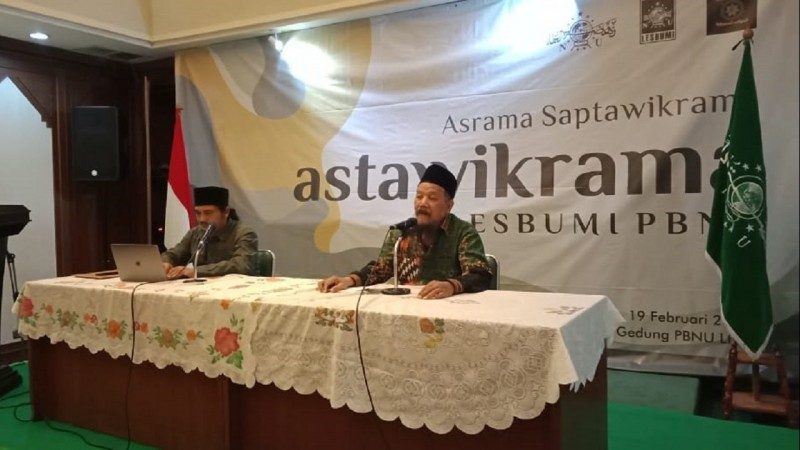 Lesbumi PBNU Gelar Kaderisasi 'Astawikrama'