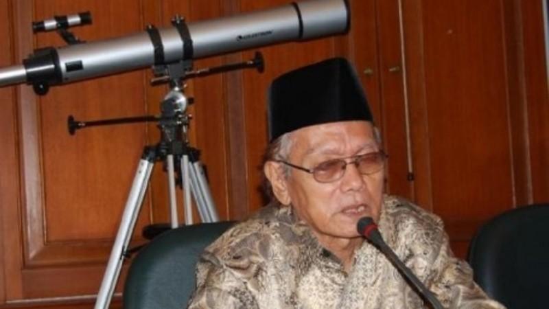 KH Ghazalie Masroeri: Menguatkan Rukyat, Tak Tinggalkan Hisab