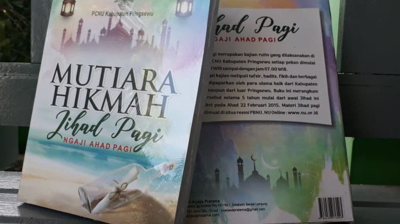 Keuntungan Buku 'Mutiara Hikmah Jihad Pagi' untuk Koin Muktamar