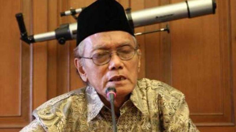 Kiai Ahmad Ghazalie Masroeri Bela Prinsip Falak NU di Forum Internasional