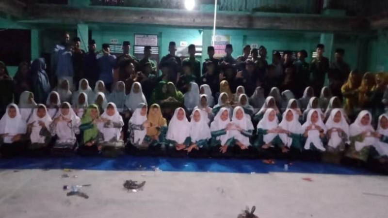 Santri Subussalam2 OKU Timur Peringati Harlah IPNU-IPPNU