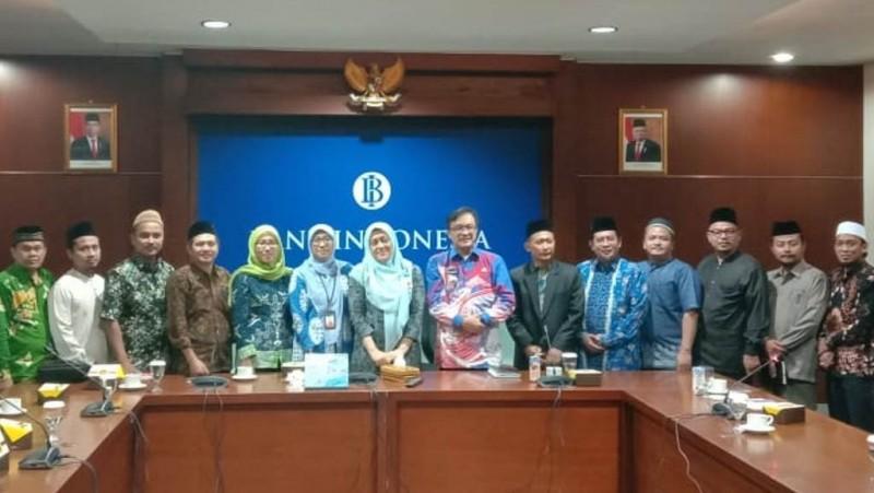 Wujudkan Kemandirian Pesantren, PWNU Lampung Bentuk Forum Ekonomi Bisnis