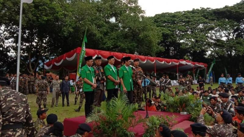 GP Ansor Jangan Lelah dan Lengah Jaga Indonesia