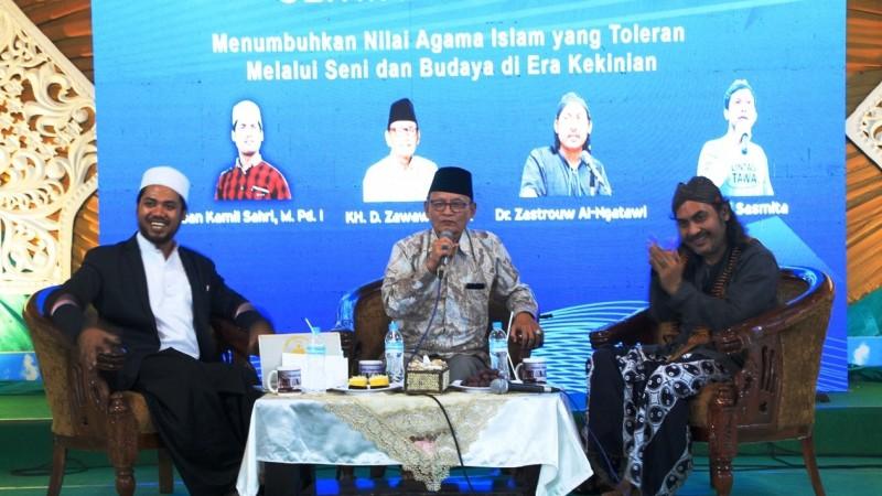D Zawawi Imron: Ingin Terhormat, Perbaiki Akhlak