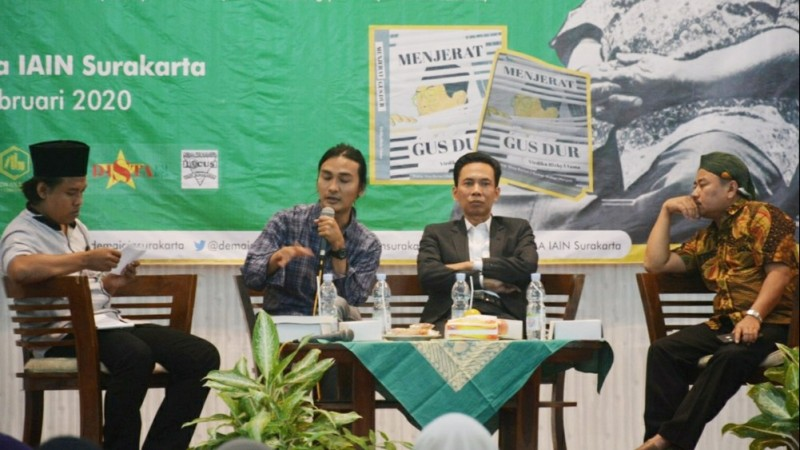 Indonesia Butuh Pemimpin Tanpa Politik Kompromi Seperti Gus Dur