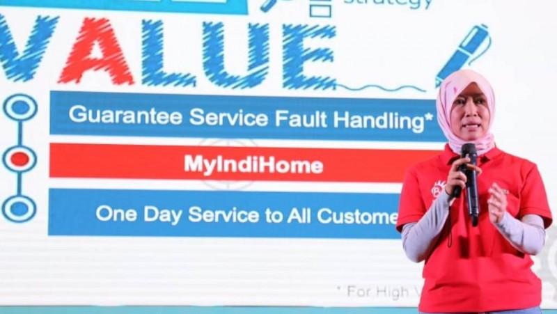 IndiHome Tingkatkan Pelayanan Pelanggan dan Inovasi Produk Digital