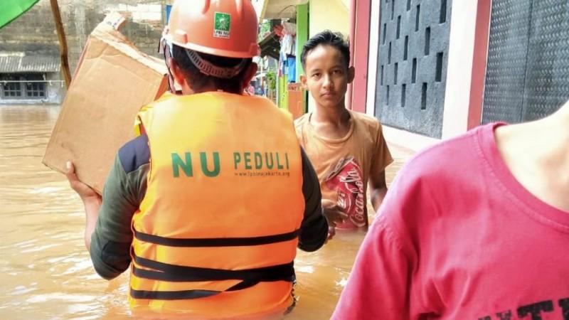 Jakarta Dikepung Banjir, HPN DKI: Kerugian Ekonomi Sangat Besar