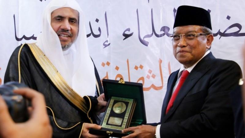PBNU dan Sekjen Liga Muslim Dunia Bahas Perdamaian Dunia