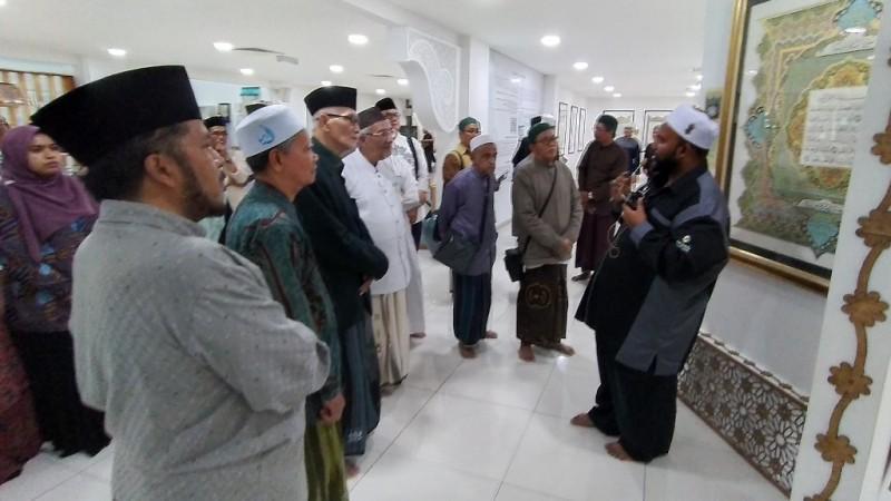 Ulama NU Kunjungi Pusat Al-Qur'an di Malaysia