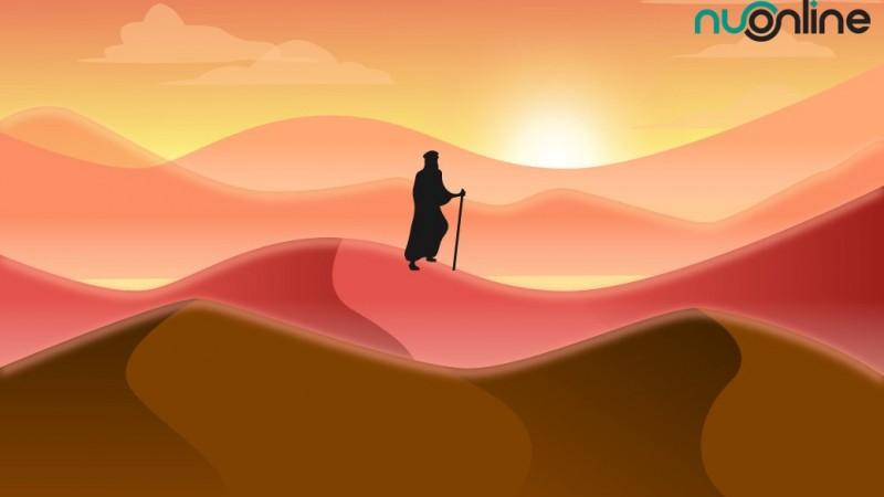 Abu Nawas Menjawab Keberadaan Allah