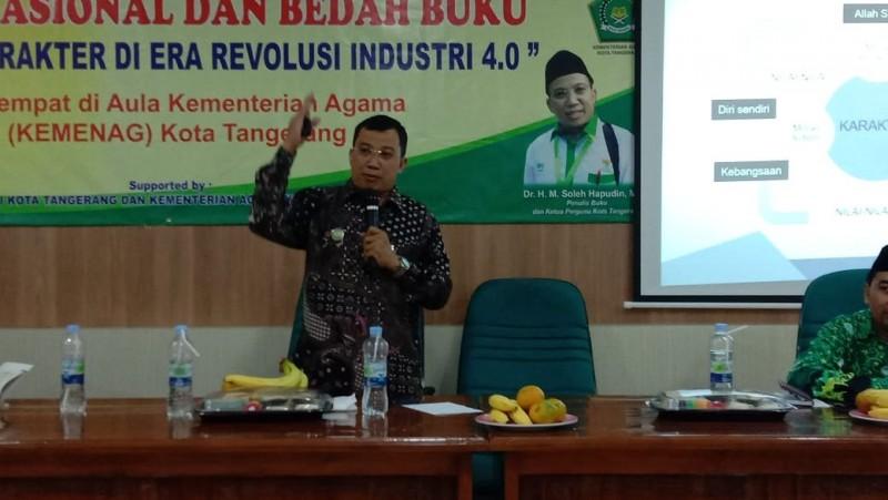 Hadapi Revolusi Industri 4.0, Guru NU Perlu Tingkatkan Pengetahuan