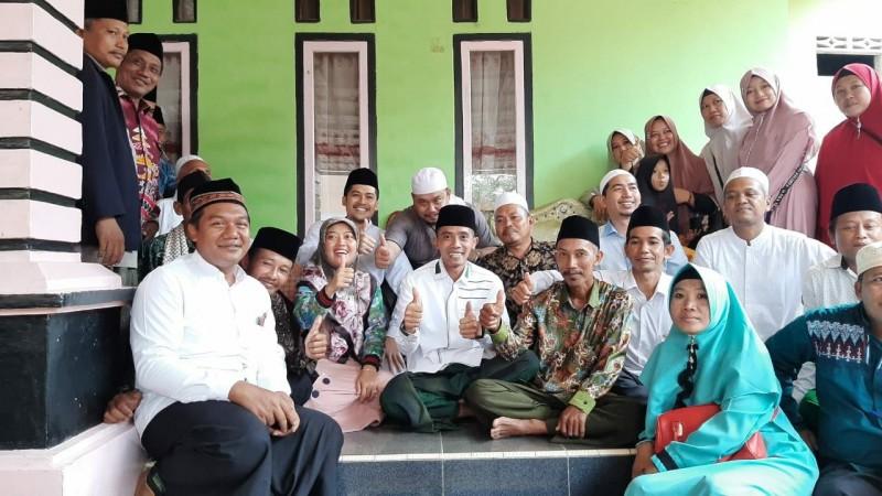 Ketika Wagub Lampung Kirim Fatihah setiap Hari untuk Nyai Umi Lathifah