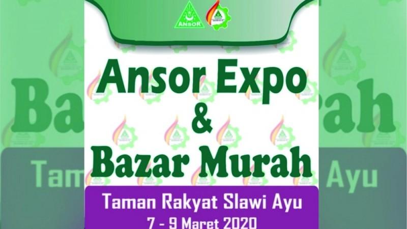 Ansor Expo Bakal Meriahkan Pelantikan PC Ansor Kabupaten Tegal
