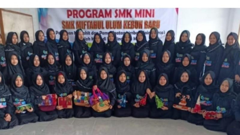 Ansor Pamekasan Dorong Penguatan Program SMK Mini