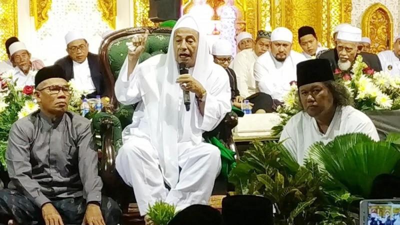 Habib Lutfi dan Gus Muwafiq Bakal Orasi Harlah NU di Simpang Lima Semarang