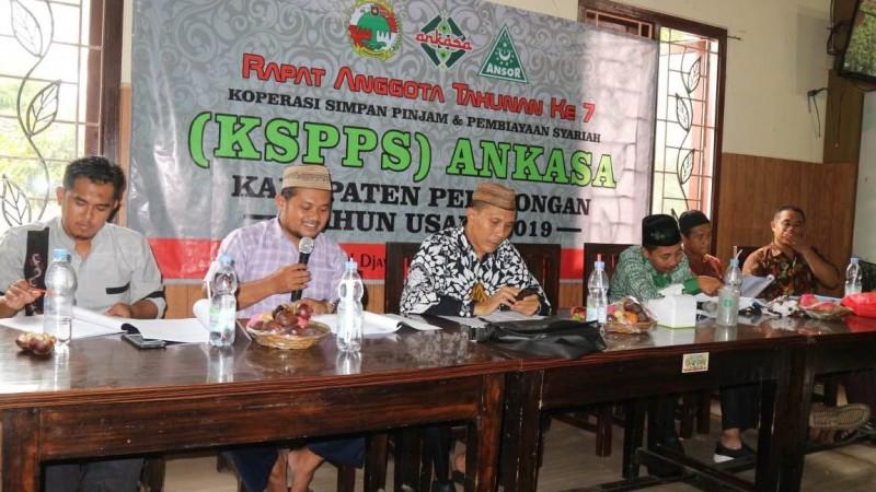 Ingin Punya Gedung Permanen, Koperasi Ankasa GP Ansor Pekalongan Siap Iuran