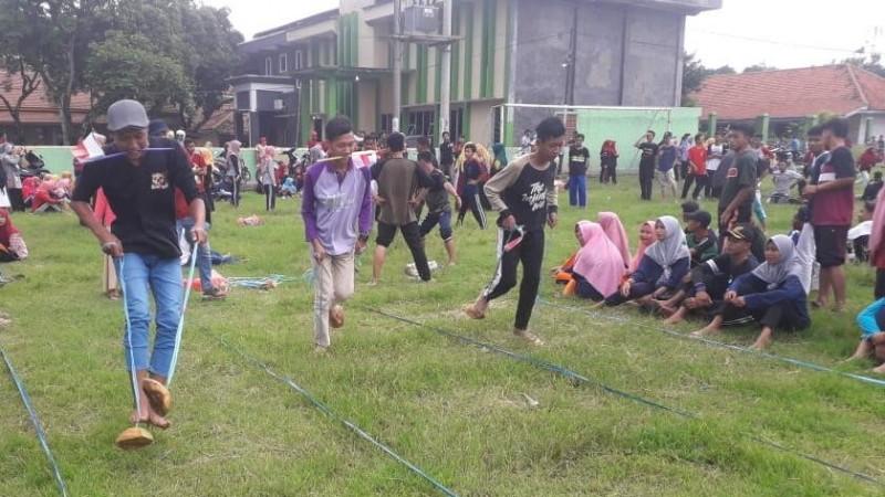 Festival Dolanan Tradisional IPNU IPPNU Kudus Berlangsung Meriah