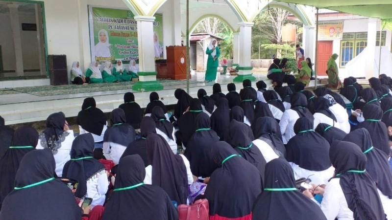 Kader Fatayat NU Sekadau Kalbar Diingatkan Ikuti Jenjang Kaderisasi