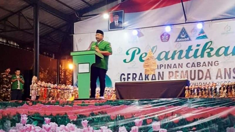 Gus Yaqut Tegaskan akan Selalu Ada Upaya Benturkan NU dan Muhammadiyah