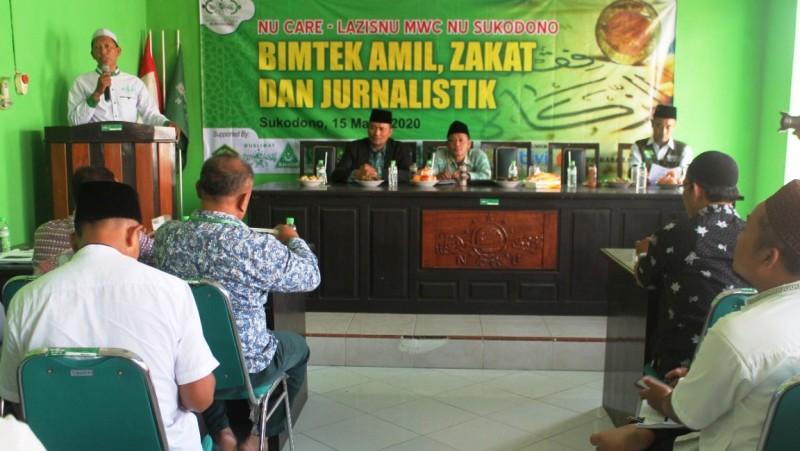 Jelang Ramadhan, UPZIS di Sidoarjo Adakan Bimtek Amil Zakat