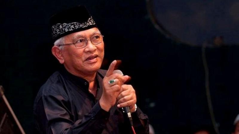 Puisi Gus Mus: Talbiyah dalam Kesendirian