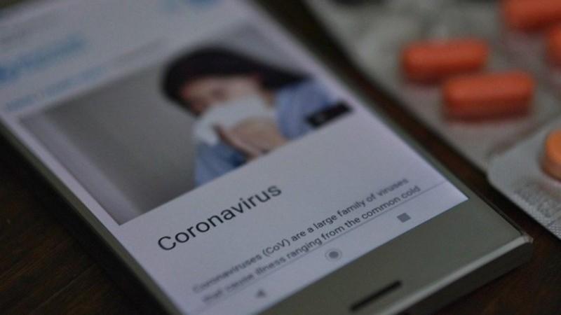 Virus Corona di Media Sosial
