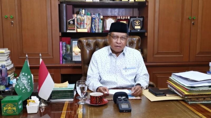 Terkait Corona, Kiai Said Imbau Umat Islam Ikhtiar Lahir Batin