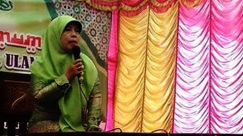 Di Tengah Pandemi, Muslimat NU Jember Gelar Ngaji Serentak di Rumah