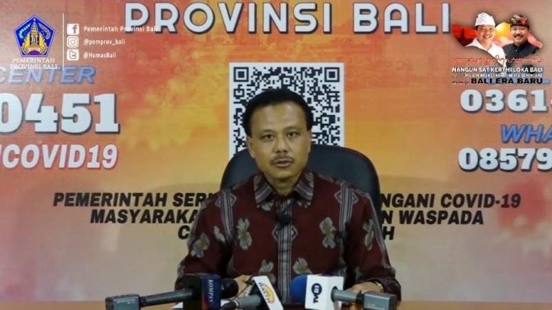 Empat Pasien Covid-19 di Bali Dinyatakan Sembuh