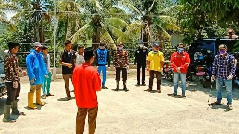 Keliling Kampung, Cara NU di Sumenep Kabarkan Bahaya Corona