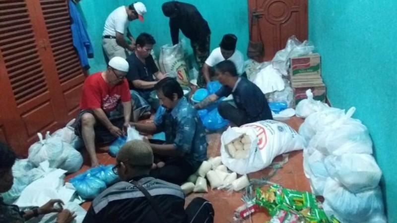 Upaya Nahdliyin Kota Depok Bantu Ketahanan Pangan di Tengah Covid-19