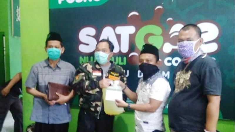 BanserDemak Advokasi Takmir Masjid Siapkan Shalat Jumat di Tengah Darurat Corona