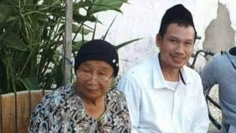 Sosok Ibunda Gus Baha Nyai Yuchanidz di Mata Keluarga