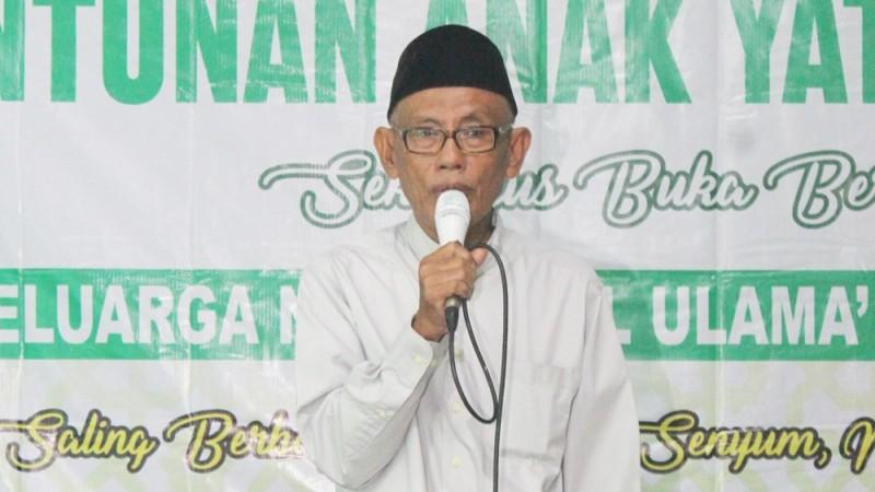 Rais MWCNU Warungasem KH Abdul Ghofar (Foto: Ilustrasi)