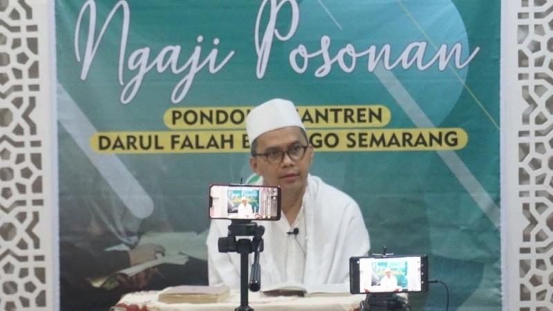 Perdana, Ngaji Posonan Daring Pesantren Besongo Semarang