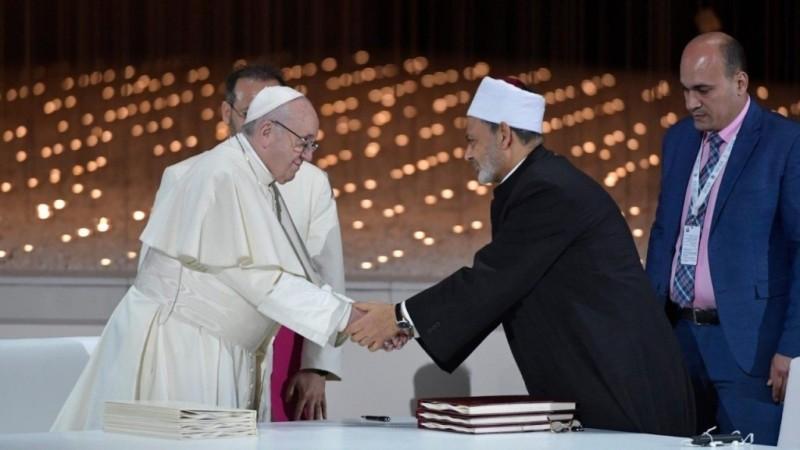 Ucapan Selamat Ramadhan dari Paus Fransiskus dan Pangeran Charles