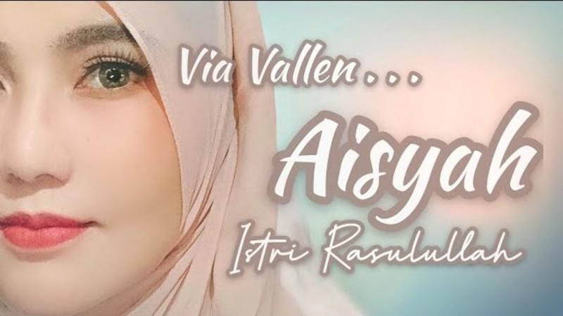 Banyak kalangan tertarik membuat cover atas lagu asal Malaysia itu dengan beragam kreativitas dan inovasi. (Ilustrasi: sampul video pedangdut Via Vallen di saluran Youtube)