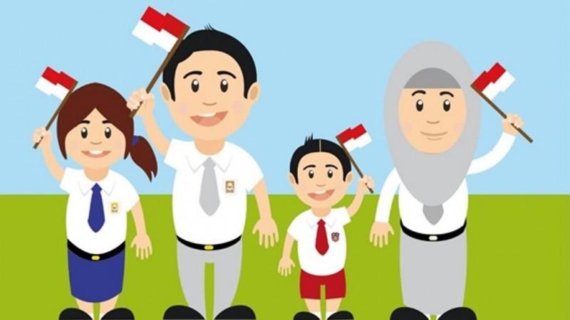 Nasionalisme, Aspek Tertinggi Pendidikan Karakter di Timur Indonesia 2019