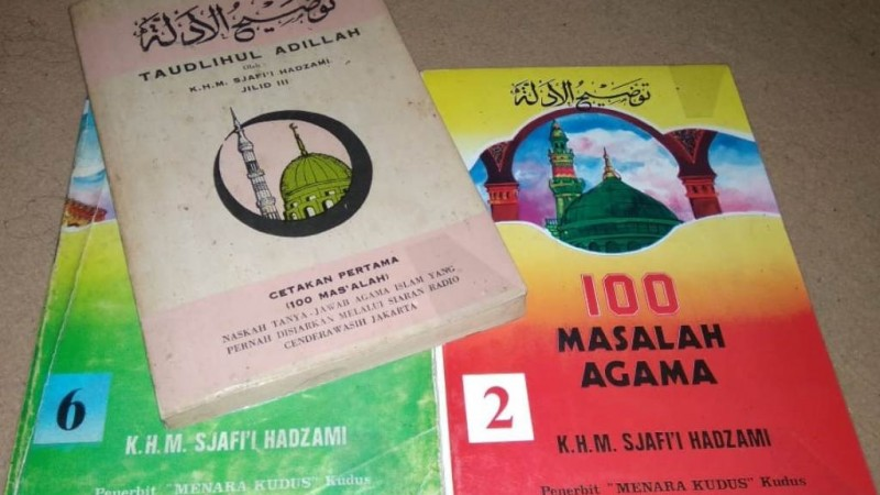 Kitab Taudhihul Adillah, Kumpulan Ratusan Fatwa Ulama Betawi