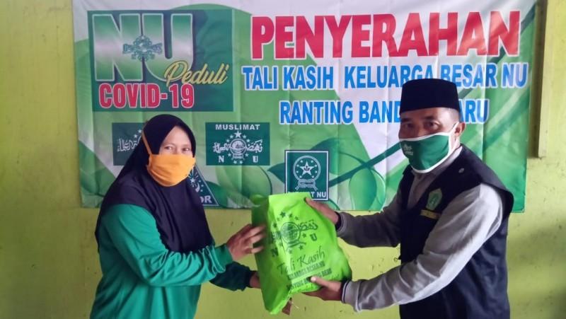 Ranting NU Bandung Baru 'Memodifikasi' Bantuan dari NU Peduli Pringsewu
