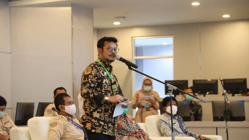 Mentan Canangkan Gerakan Tanam Padi Jagung Serentak Se-Indonesia