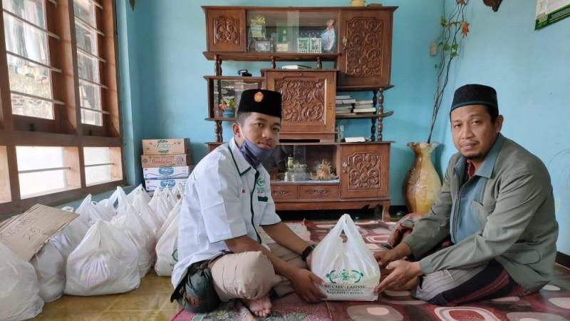Jelang Lebaran, LAZISNU Kudus Siapkan Paket Bantuan untuk Ribuan Guru Ngaji