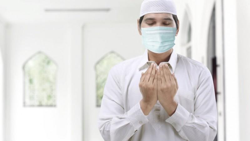 Khutbah Idul Fitri 7 Menit di Rumah: Virus Corona, Puasa, dan Ketaatan kepada Allah